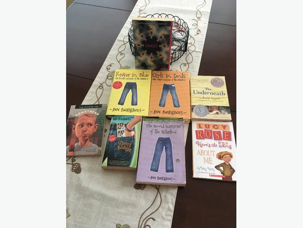 Asst Adolescent Books