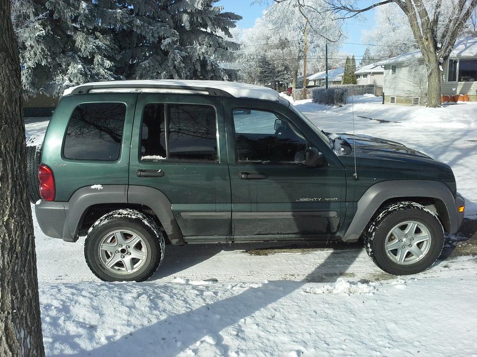 2002 Jeep Liberty Sport 4x4 West Regina Regina