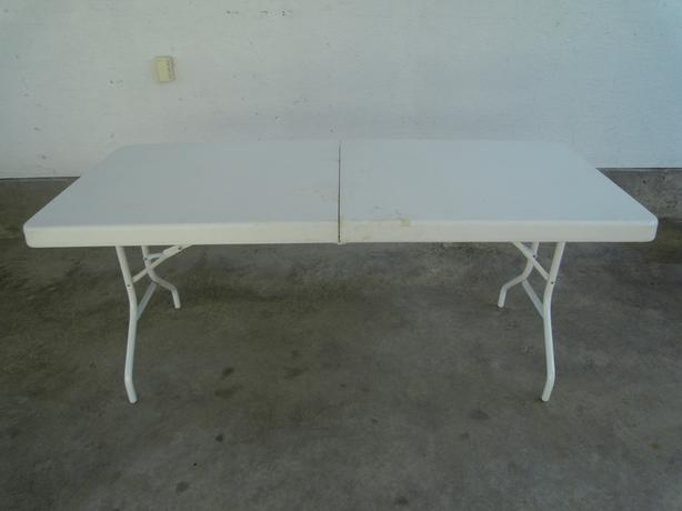 large folding table