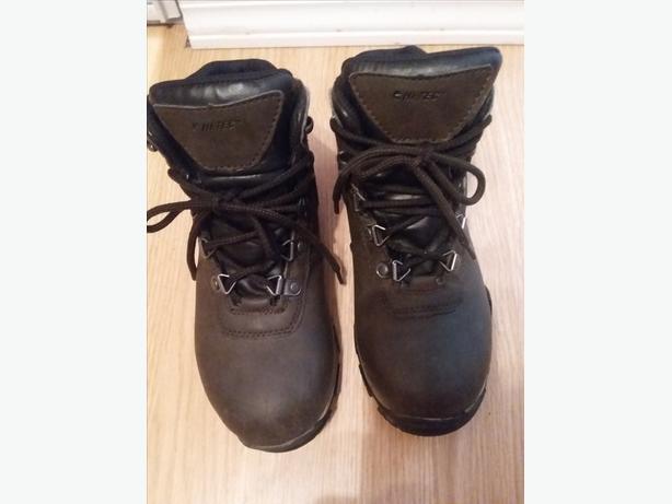 Hi-Teck Hiking Boots