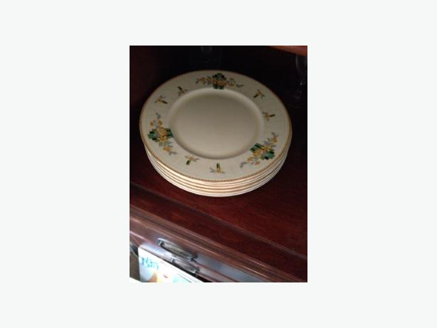 Grindley China   Evergreen pattern