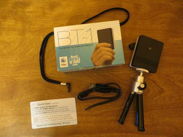 Bluetooth Webcam