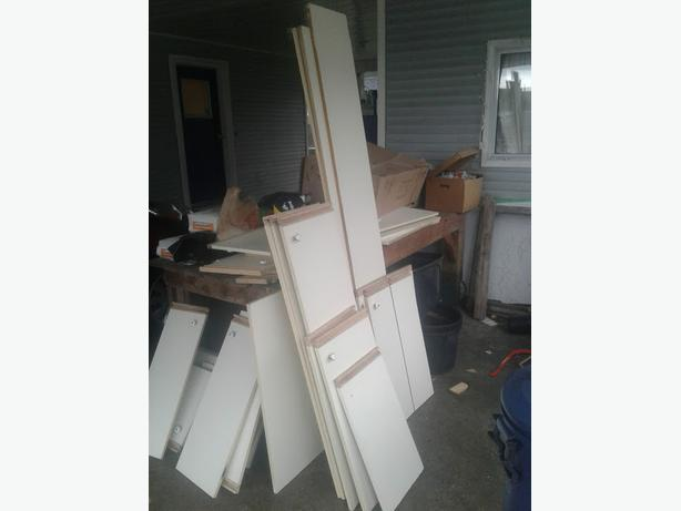 FREE: panelling and cupboards