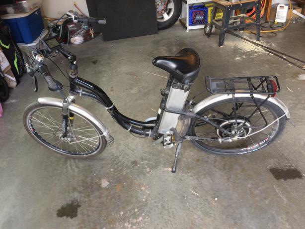 Custom Ebike