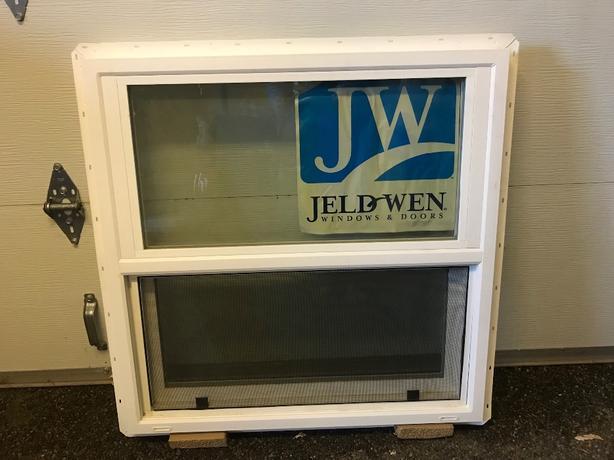 Brand New Window  30x30 approximately