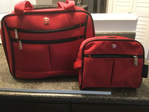 Swiss Gear travel bag set
