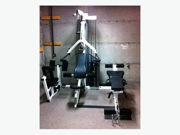 Pacific Fitness 'Malibu' Multi Station/Function Fitness Machine.