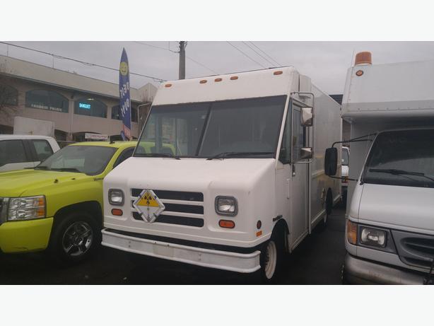 1998 Ford E350 SD Utilimaster Cargo Van