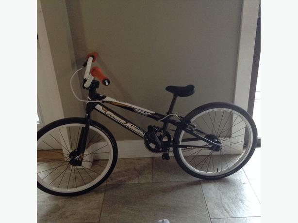Used FREE AGENT BMX RACING BIKES