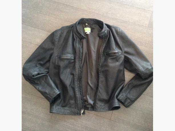 b5621f916  Log In needed $675 · LEVI STRAUSS & CO. LVC 60's style BUCO Leather  Jacket made in Italy size M