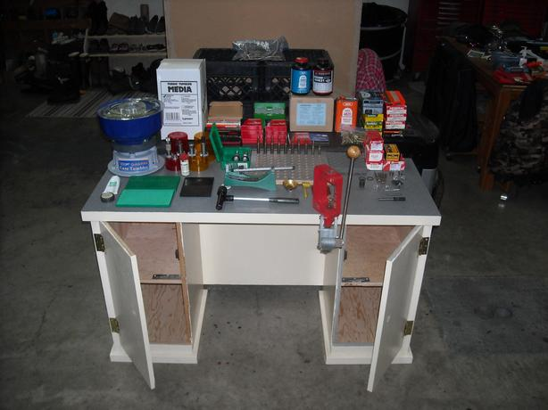 LOADING EQUIPMENT AND SUPPLYS