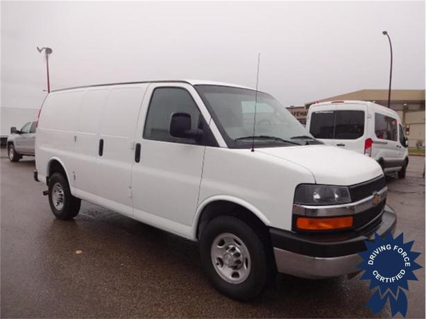 2016 Chevrolet Express Cargo Van