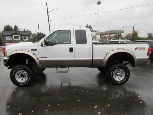 ON SALE! 2003 FORD F-350 LARIAT EXT. CAB 6.0L DIESEL-ERG DELETE!