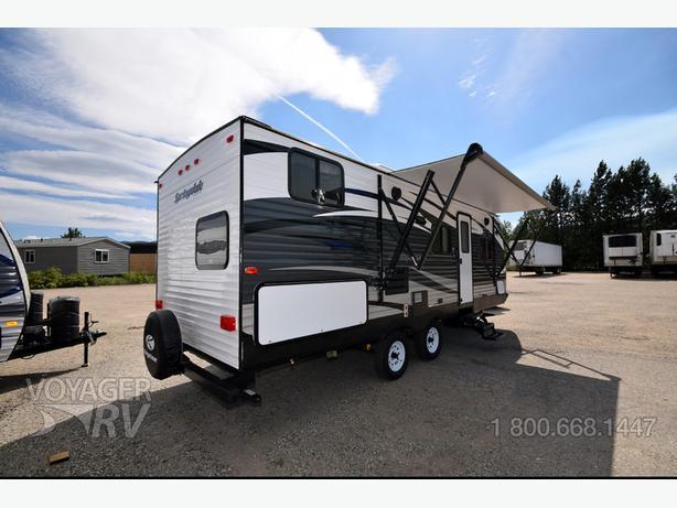 2016 Springdale trailer 240bh