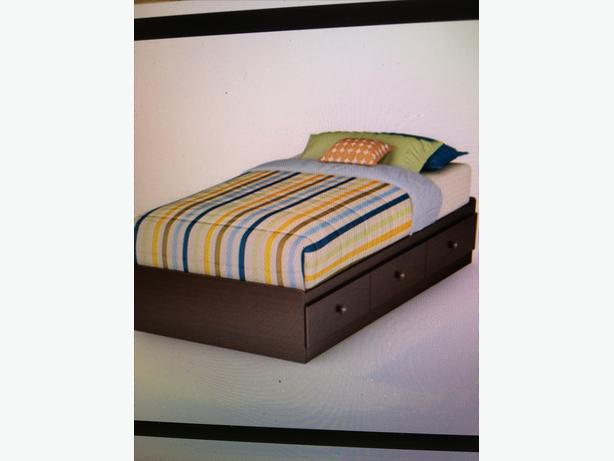 2 Twin Captains Bed