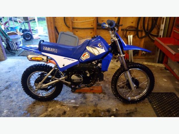 Yamaha pw80 2003