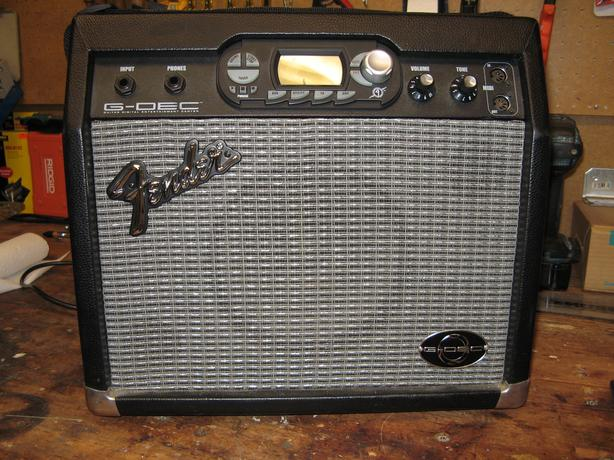 Fender G-Dec PR520 15W Guitar Practice Amplifier