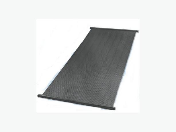 Solar pool heater panels