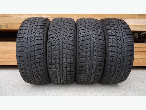 235/60R16 Winter Tires with 70% Tread