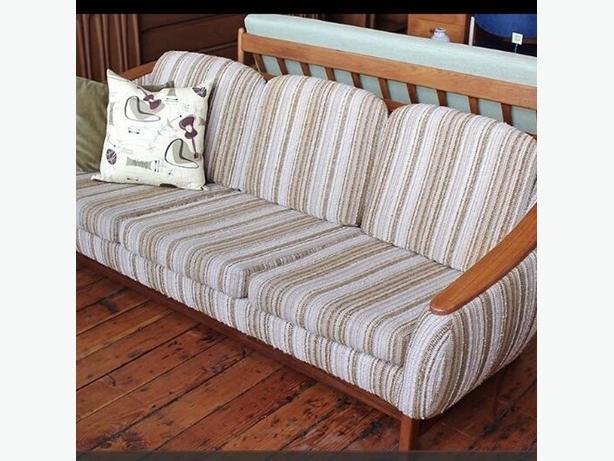 WANTED: Teak sofa