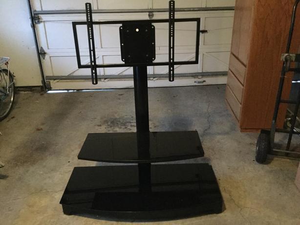 Large TV/Component Unit