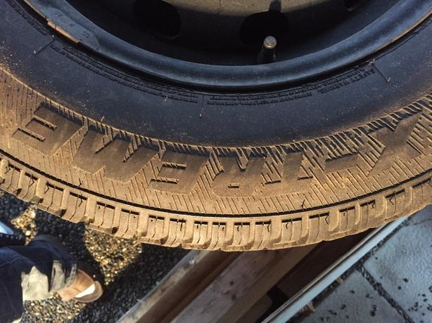 Avalanche X-treme Snow Tires