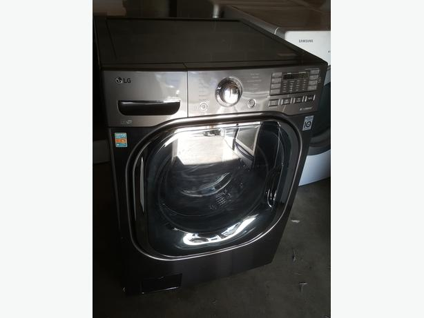 New LG Front Load Washer
