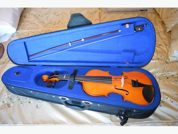 1998 Synwin Violin; 3/4 Size with Bow & Case""