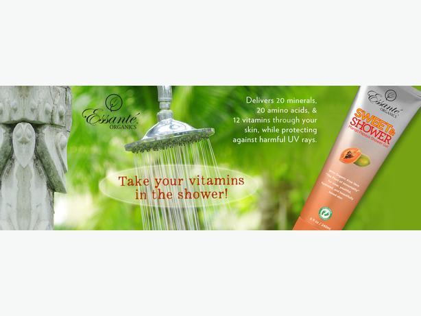 Sweet & Shower Gel (Organic & ToxicFree)