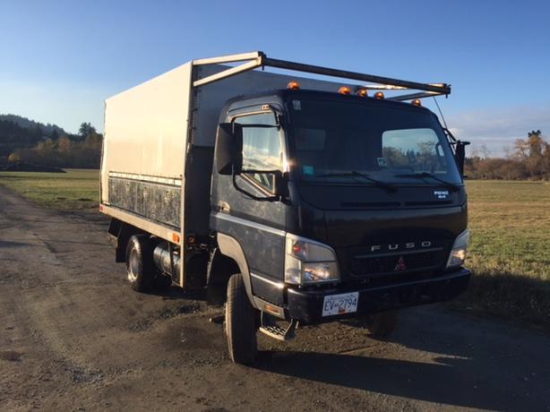  Log In needed $30,000 · Mitsubishi Fuso FG 140 4x4