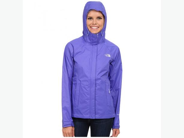 Like new women's medium North Face rain jacket