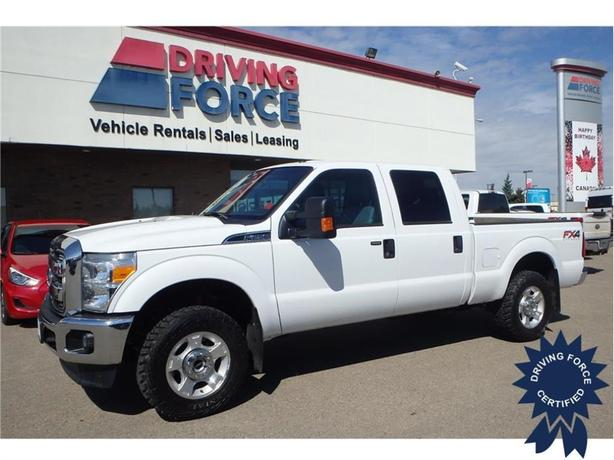 2015 Ford F-250 Super Duty SRW XLT