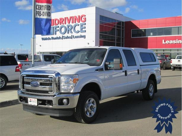 2016 Ford F-250 Super Duty SRW XLT