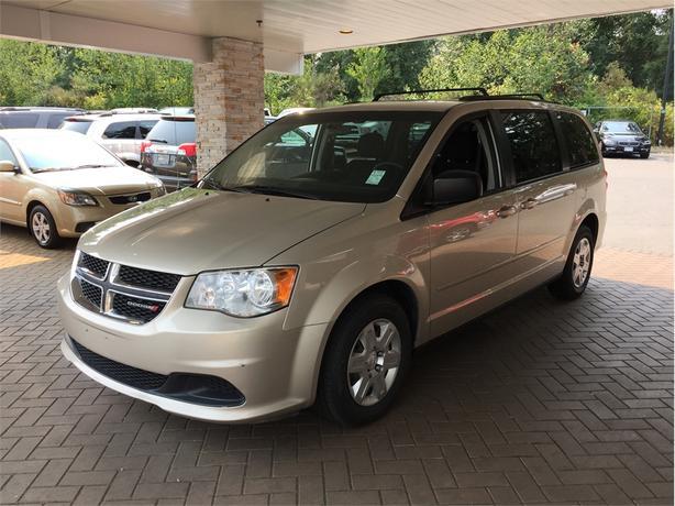 2013 Dodge Grand Caravan SE - ECON, AC, CRUISE CONTROL