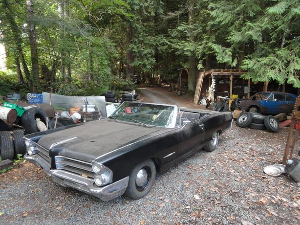 1965 Pontiac Custom Sport Convertable