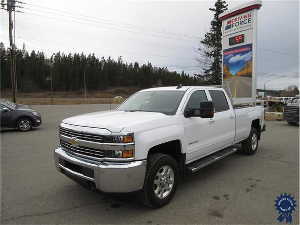 2015 Chevrolet Silverado 3500HD Built After Aug 14 LT