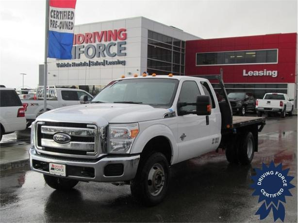 2016 Ford F-350 Super Duty DRW XLT