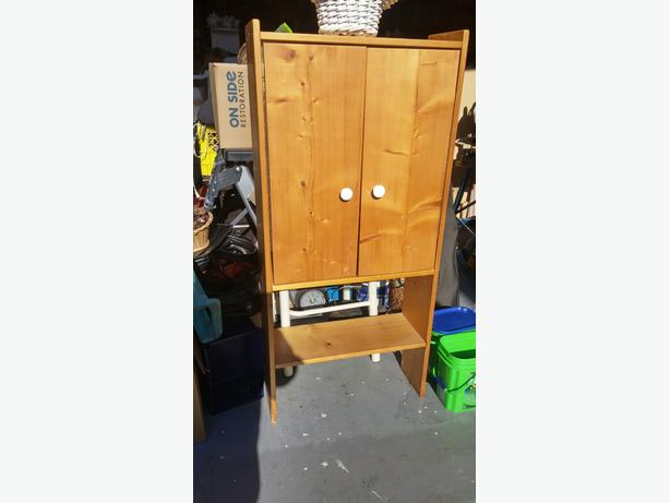 REDUCED AGAIN Above-Toilet Storage Unit