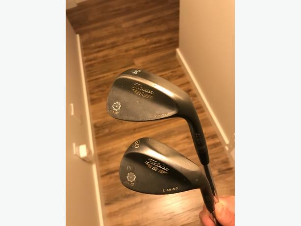 Titleist Vokey SM5 Wedges!