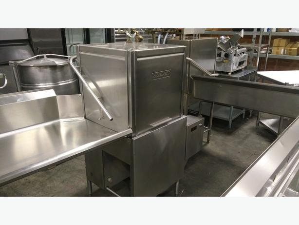 Commercial Dishwashers 24mo Lease End Auction