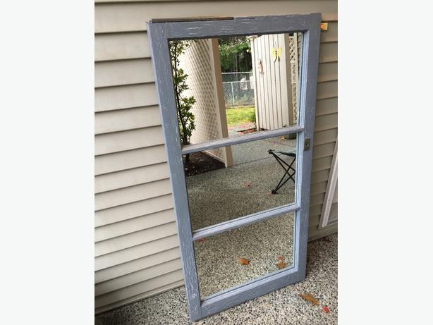 reclaimed window