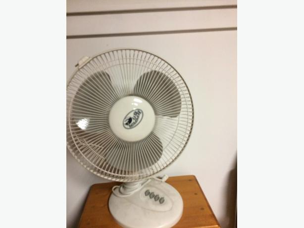 Hampton Bay  table fan