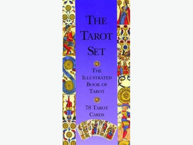 THE TAROT SET - NEW