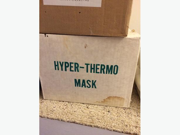 hyper-thermo clay masks