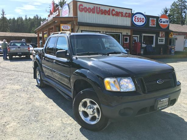 2004 Ford Explorer Sport Trac - Value Priced Pickup