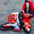 Set of Mens (youth) Rossignol ski boots