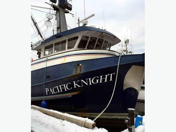 Steel Packer Longliner For Sale - Pacific Knight