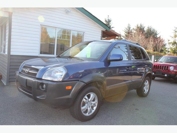 SALE PRICED! 2008 Hyundai Tucson GL 4X4 RETAIL PRICE $5,995.00