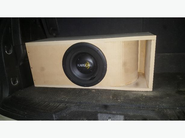 Kaption SPL 1000 in custom box