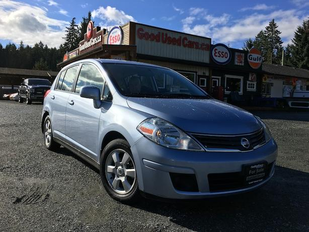 2010 Nissan Versa SL - Auto with Only 123,000 KM